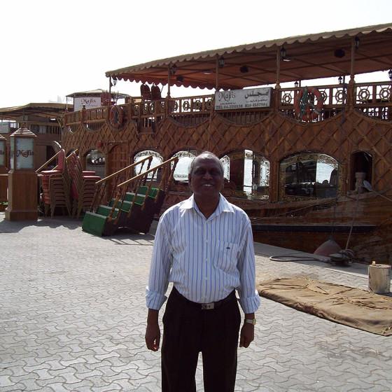 Yogi Ramananda's Visit to Egypt – Oct 2008